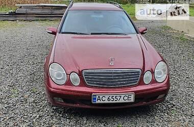 Mercedes-Benz E 220 2003 в Камені-Каширському