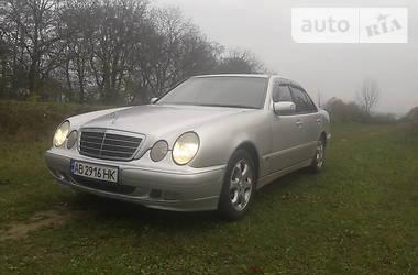 Mercedes-Benz E 220 2002 в Виннице