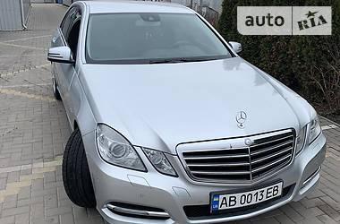 Mercedes-Benz E 220 2012 в Виннице