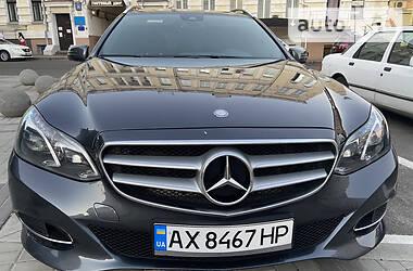 Mercedes-Benz E 220 2015 в Харькове