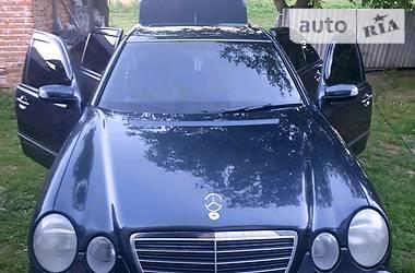 Mercedes-Benz E 230 2000 в Владимир-Волынском