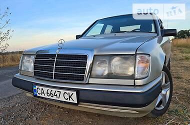 Mercedes-Benz E 230 1988 в Харькове