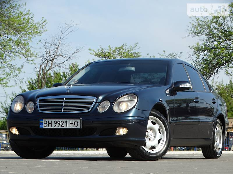 Mercedes-Benz E 240 2003 в Одессе