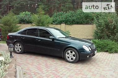 Mercedes-Benz E 240 2002 в Харькове
