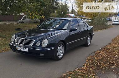 Mercedes-Benz E 240 2001 в Киеве