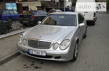 Mercedes-Benz E 240 2003 в Черновцах