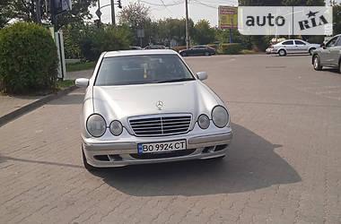 Седан Mercedes-Benz E 240 2002 в Ивано-Франковске