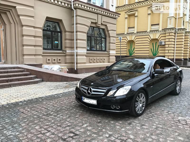 Mercedes-Benz E 250 2010 в Киеве