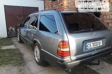 Mercedes-Benz E 250 1992 в Черновцах