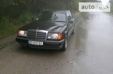 Mercedes-Benz E 260 1987 в Тернополе