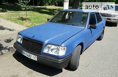 Седан Mercedes-Benz E 260 1988 в Одессе