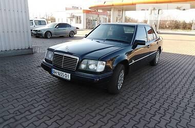 Mercedes-Benz E 260 1987 в Мариуполе