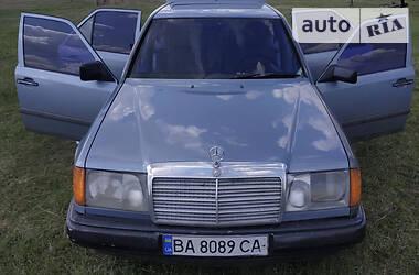 Седан Mercedes-Benz E 260 1987 в Кременчуге