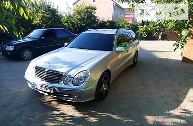 Mercedes-Benz E 270 2003 в Полтаве