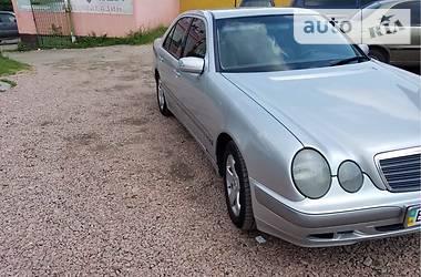 Mercedes-Benz E 270 2000 в Бориславе