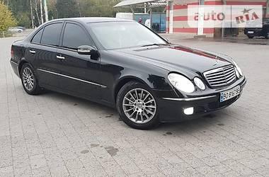 Mercedes-Benz E 270 2003 в Тернополе