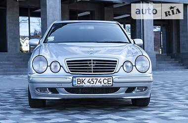 Седан Mercedes-Benz E 270 1999 в Ровно