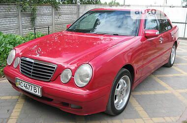 Mercedes-Benz E 270 2001 в Ковеле