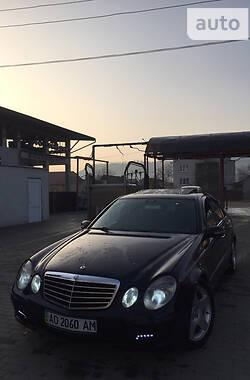 Mercedes-Benz E 270 2003 в Хусте