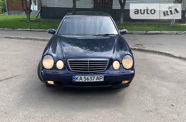 Седан Mercedes-Benz E 270 2000 в Ровно