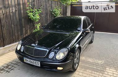 Mercedes-Benz E 280 2002