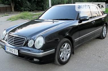 Mercedes-Benz E 280 2000 в Харькове