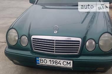 Седан Mercedes-Benz E 290 1997 в Тернополе
