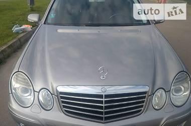 Mercedes-Benz E 300 2006 в Ивано-Франковске