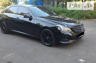Mercedes-Benz E 300 2013 в Киеве