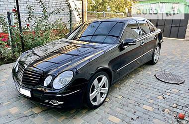 Седан Mercedes-Benz E 300 2008 в Киеве