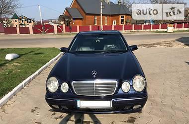 Mercedes-Benz E 320 2000 в Черновцах