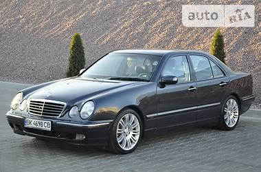 Mercedes-Benz E 320 2001 в Ровно