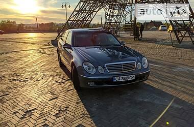 Mercedes-Benz E 320 2004 в Харькове