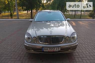 Mercedes-Benz E 350 2006 в Мариуполе