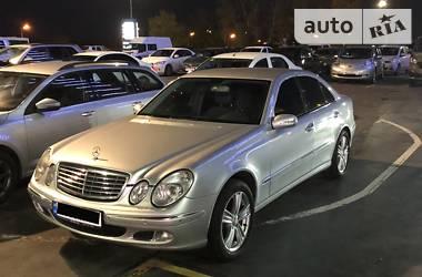 Mercedes-Benz E 350 2006 в Киеве