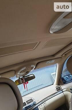 Седан Mercedes-Benz E 350 2007 в Тернополі