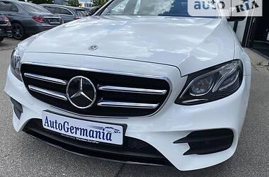 Седан Mercedes-Benz E 350 2020 в Киеве