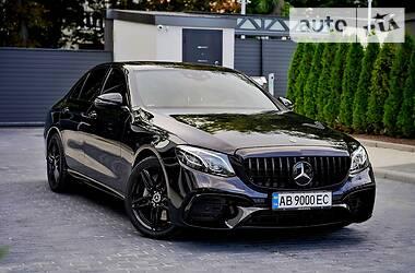 Седан Mercedes-Benz E 350 2019 в Виннице