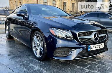 Купе Mercedes-Benz E 400 2018 в Киеве