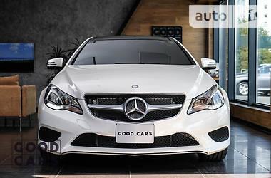 Купе Mercedes-Benz E 400 2016 в Одессе