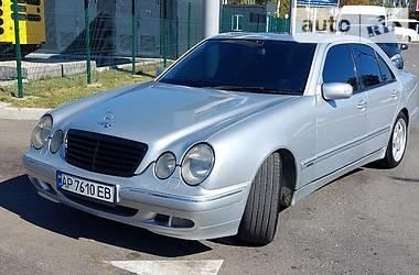 Седан Mercedes-Benz E 43 AMG 2000 в Запорожье