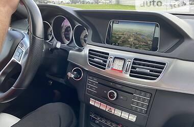 Седан Mercedes-Benz E 500 2015 в Стрые