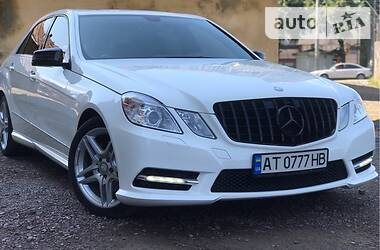 Mercedes-Benz E-Class All-Terrain 2013 в Ивано-Франковске