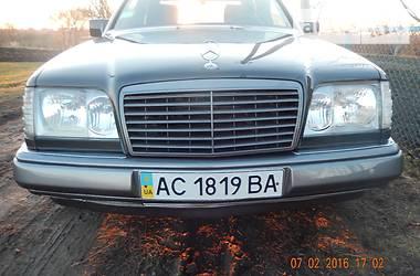 Mercedes-Benz E-Class 1994 в Луцке
