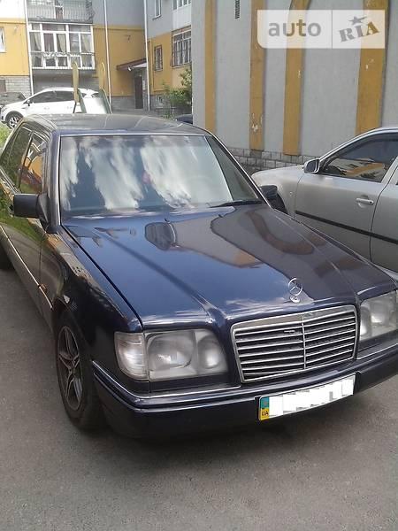 Mercedes-Benz E-Class 1995 в Львові