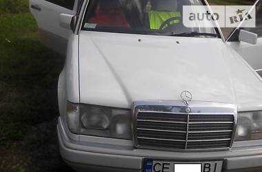 Mercedes-Benz E-Class 250D 1991