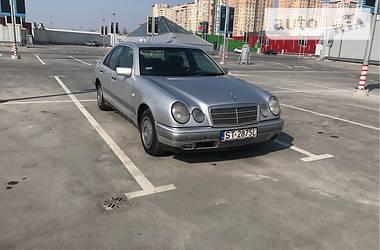 Mercedes-Benz E-Class 1999