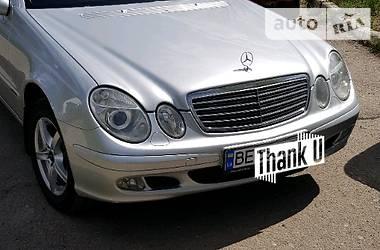 Mercedes-Benz E-Class 2004 в Николаеве