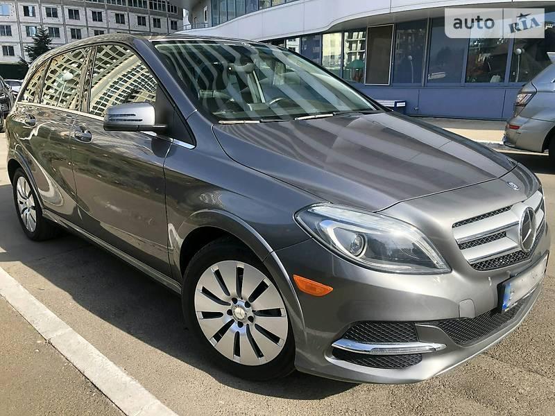 Mercedes-Benz Electric Drive electro