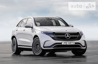 Mercedes-Benz EQC 2019 в Киеве